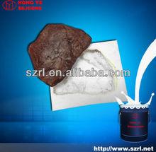 liquid RTV Silicone Rubber raw material For Cultured Stone