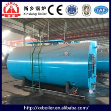 China factory gas oil fired steam boiler lower price with good quality