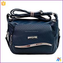korean hot sale blue women bags shoulder bag