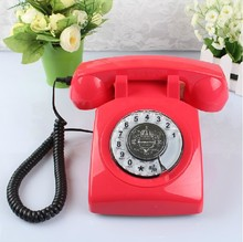 Novelty country style home decor Corded Telephones