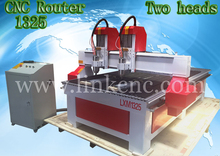 2015 New model wood door making cnc router cutting/wood cnc router/cnc router machine LINK LXM1325 for wood/metal/stone