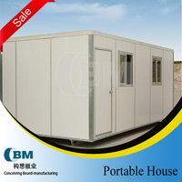 easy assemble reuse container house for site office