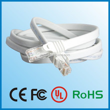 Best price rj45 t shielded connector cat c7/cat6 1ft lan cable for sale 8013-C6-08