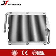 Vacío radiador de aluminio soldadas placa-bar