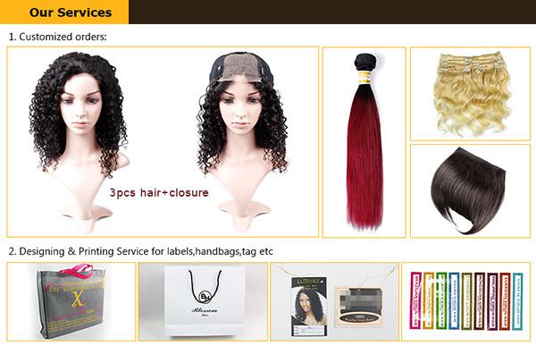 JP brésilienne vague profonde cheveux, En gros brésiliens cheveux extensions du sud afrique