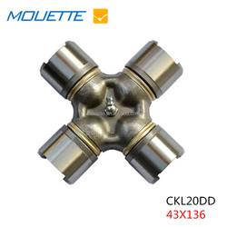 Small Auto Cross Universal Joint Bearing CKL20DD
