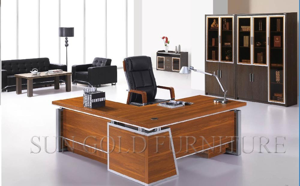Senior Office Desk Design For Dubai Luxury Furniture SZ