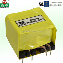 PQ-2620 6+6Pin 2.2mH shielded power transformers for high power smps