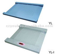 2 ton platform weighing scales for sale ( Capacity 0.5ton, 1ton, 2ton, 3ton, etc.)