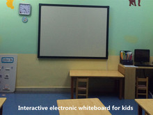 smart touch electronic interactive whiteboard for kids with e-pen