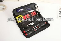 9 pcs pouch bag tool kit