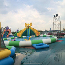 High Quality Giant swimming pool/ inflatable swimming pool (easy set pool) inflatable adult swimming pool toy