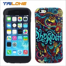 2015 Slim iface mobile phone case with popular 3d images for iPhone 6 plus case