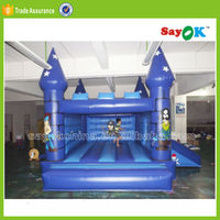 commercial inflatable used bouncy house castles for sale