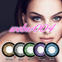 Korea doll eye yearly magic color contact lens