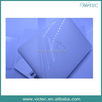 PET Transparent clear Mac guard,laptop skin guard