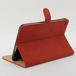 Luxury Grid Texture Leather Case for iPad Mini 4 ,Fashion Style Case for Apple iPad Mini4 case