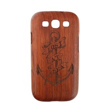 Wood Case for Samsung S3,for Samsung Galaxy S3 Wood Cover ,Wood Phone Case