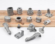 Aluminum die casting pump accessaries