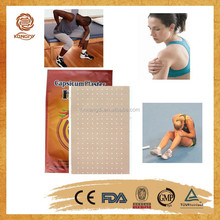 orignal equipment manufacturer 2014 new product muscle /back/ pain relieving patch