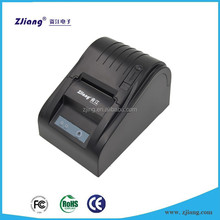 58mm factory price thermal receipt printer ZJ-5890T