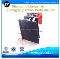 ZY high quality Suspension Parts Germany Type Steel Truck Spring Rear Semi Trailer Hanger