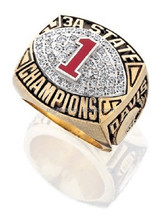 Cardinals 2014 National League Champions Ring, Replica 7/4/14 St Louis