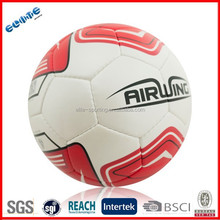 1.4mm PU hand sewn soccer practice balls