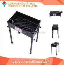 Hot selling Removable legs & Unique design table grill Barbecue grill for family Activity