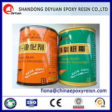 lower price Epoxy Resin for AB glue