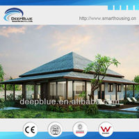 South Africa low cost export prefab house &villa