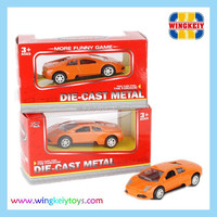 1:50 pull back alloy car die cast car model toys