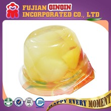 hottest real fruit pineapple flavor mixed mini fruit jelly