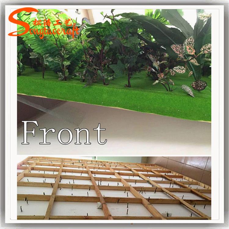 Giardino verticale artificiale - Giardino artificiale ...