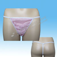 HOT! Nonwoven disposable underwear / disposable thong panties