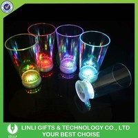 Printed Led Flashing Promotional Glass For Carnival