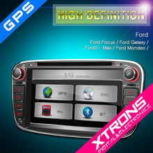 "Xtrons PX71FSF-B 7"" Touch screen car dvd gps navigation for Ford Galaxy/S-Max/Mondeo with CANbus WIFI & 3G"