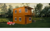 fireproof wooden portable kitchen shipping container metal building house plans