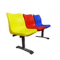 Novel and attractive mobile creative 3-seater leisure chair