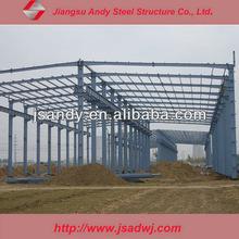 light cheaper prefabricated warehouse