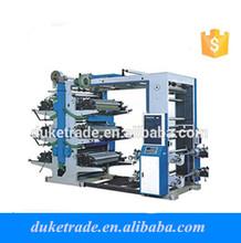 Hot selling!Six Color Flexo Printing Machine (YT-6-800)