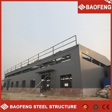 fast build steel factory water pollution