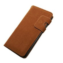 High quality mobile phone case for Galaxy S6,for Samsung S6 leather case