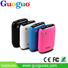 Guoguo 2.1A Output 8800mAh Power Bank Fast Charging Portable Torch Flashlight