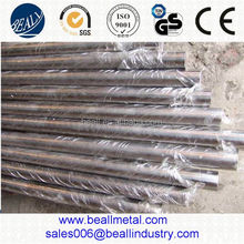 316L stainless steel round rod bright surface hairline surface