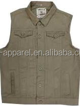 Cheap China Wholesale Cloting, Men's Winter Clothing, Multi Pocket Vest