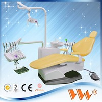 oral equipment 2ce approval world mobile dental unit cabinet s made by reliable factory