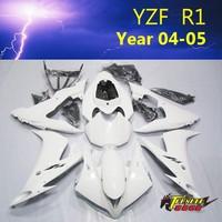 Customized Motorcycle body kits for YAMAHA YZF R1 year 04 05