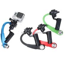 Go pro Mini Handheld Video Steadicam Stabilizer for Go pro Hero4 2/3/3+/4 Steadycam GP222
