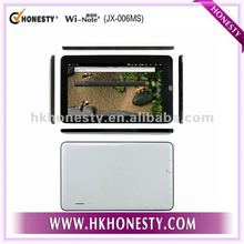 Large size 10.1inch capacitive multi-touch pocket pc with android4.0
